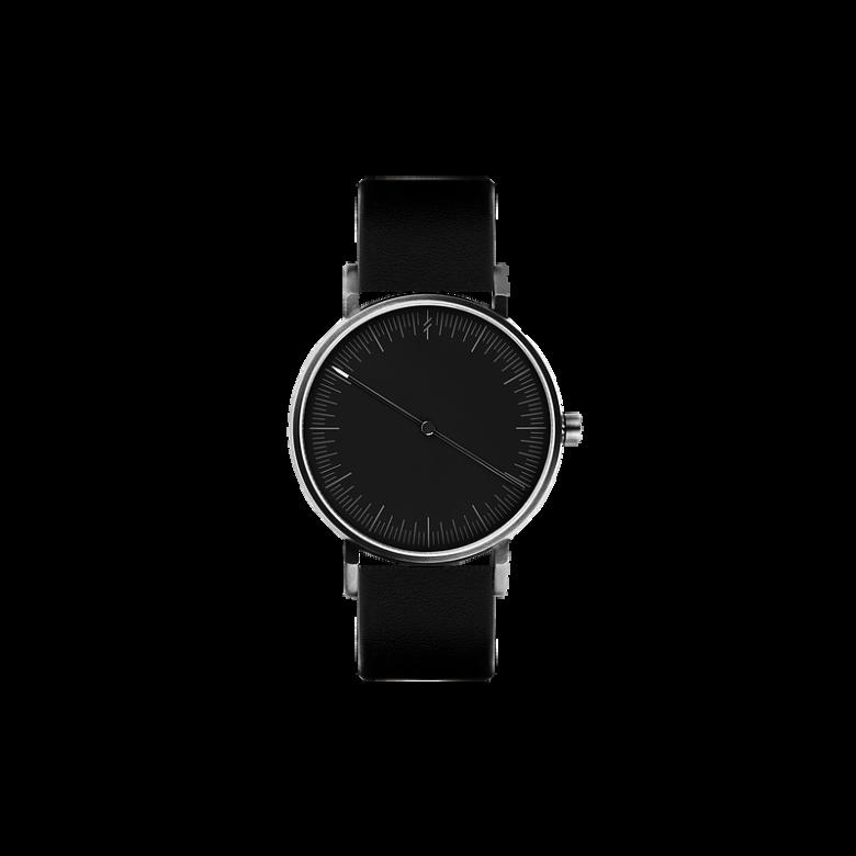 Onyx Black黑表壳|黑表盘|黑色表带