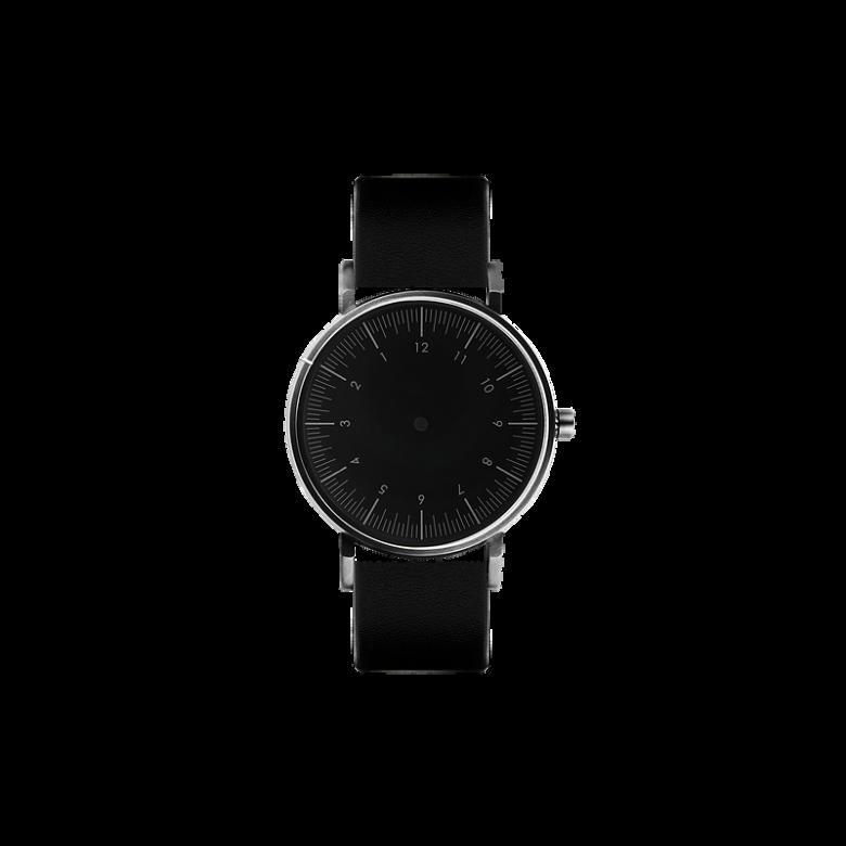 Orbit Black黑表壳|黑表盘|黑色表带