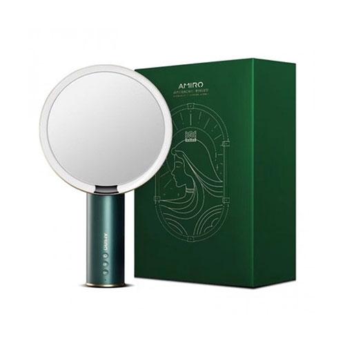 AMIRO·O系列奢金充电款礼盒款智能台式桌面日光镜美妆镜·3色选