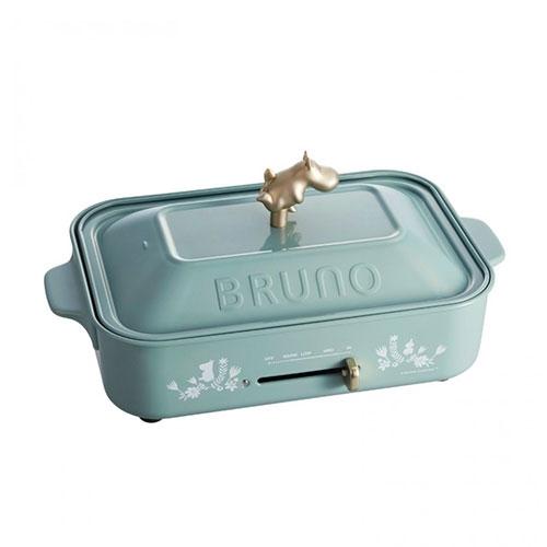 日本Bruno·姆明史努比联名款标配版多功能料理锅·2色选