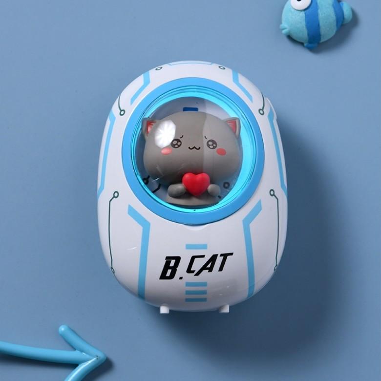 蜜桃猫-灰
