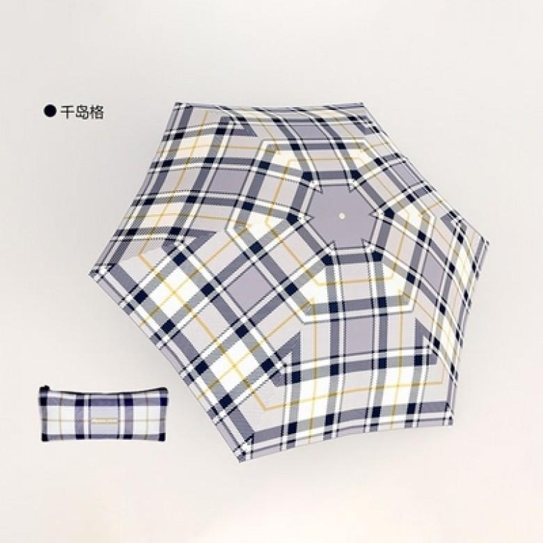 2021新款布袋伞-千岛格