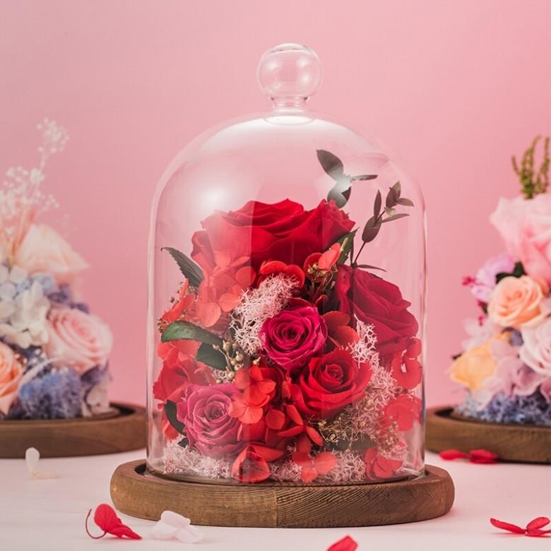 Joyflower·爱的寄语系列永生花礼盒·6款选