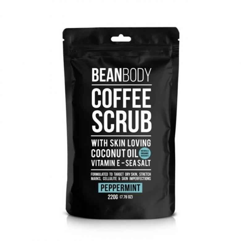 澳大利亚bean body·咖啡身体磨砂膏220g·5款选