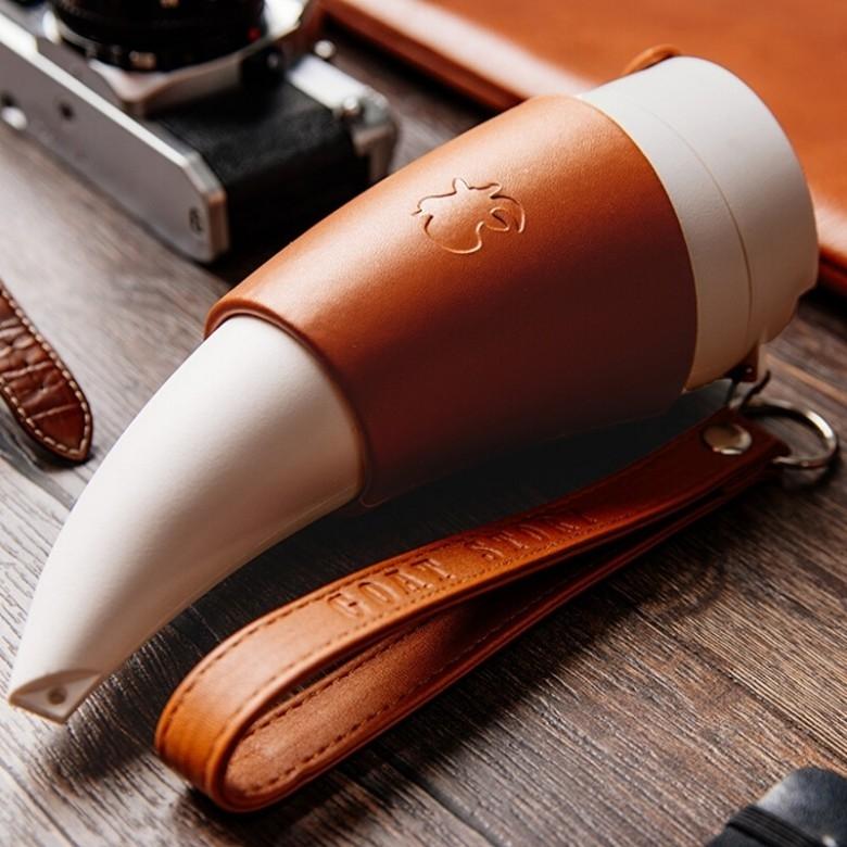 美国GOAT STORY·470ml羊角咖啡杯