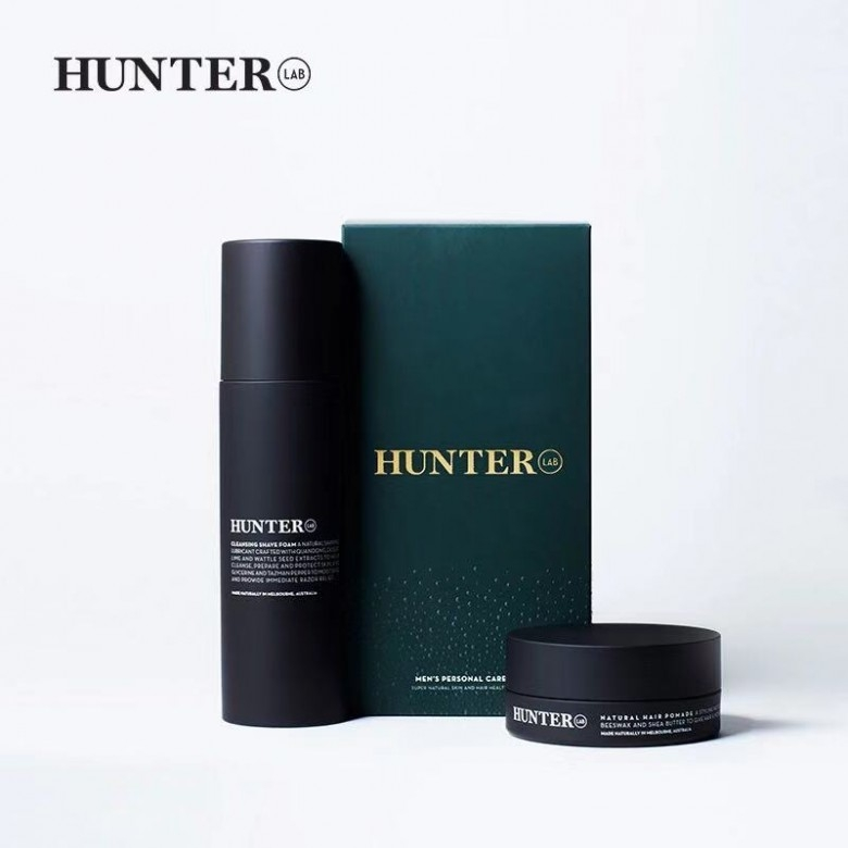 澳大利亚Hunter Lab·男友力MAX护理套装礼盒装