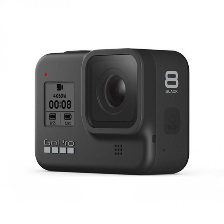 美国GoPro·HERO8 Black 4K高清运动相机 Vlog摄像机官方标配
