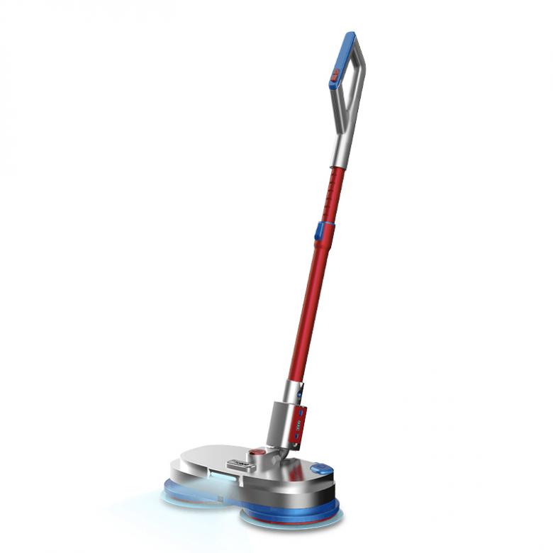 美国BOBOT·9060无线电动拖把扫地湿擦拖地机器人
