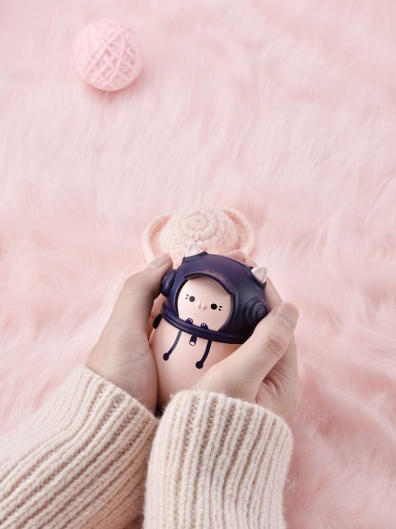 LITTLE POLLY·潮小萌系列暖手宝两用充电宝