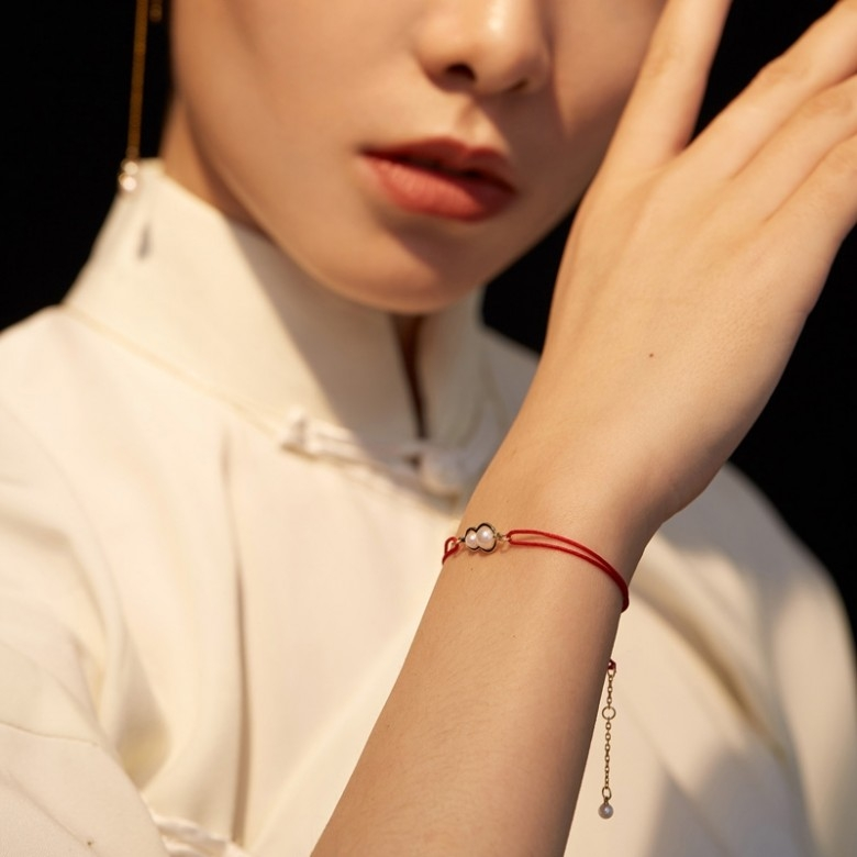MAISON LUMIERE ·福禄葫芦转运红绳