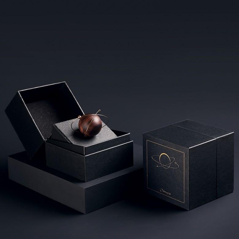 弦生活器物·小行星扩香木 车载香水香氛摆件(含2枚香薰芯片)·3款选