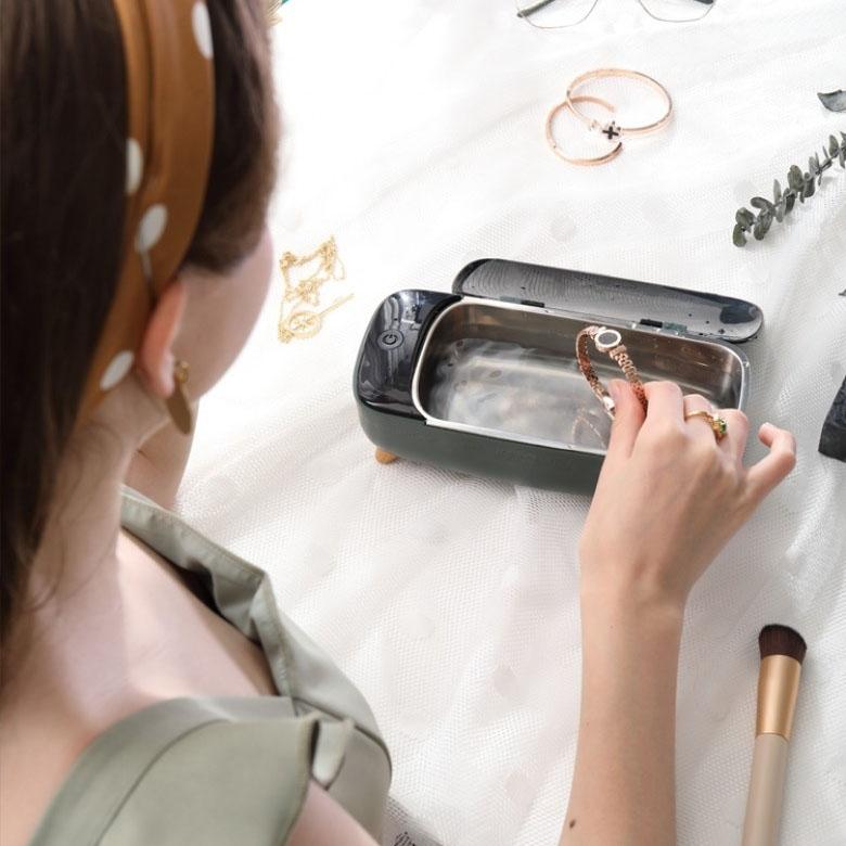 韩国ashmore·艾诗摩尔AS-ZS02超声波清洗机·2色选