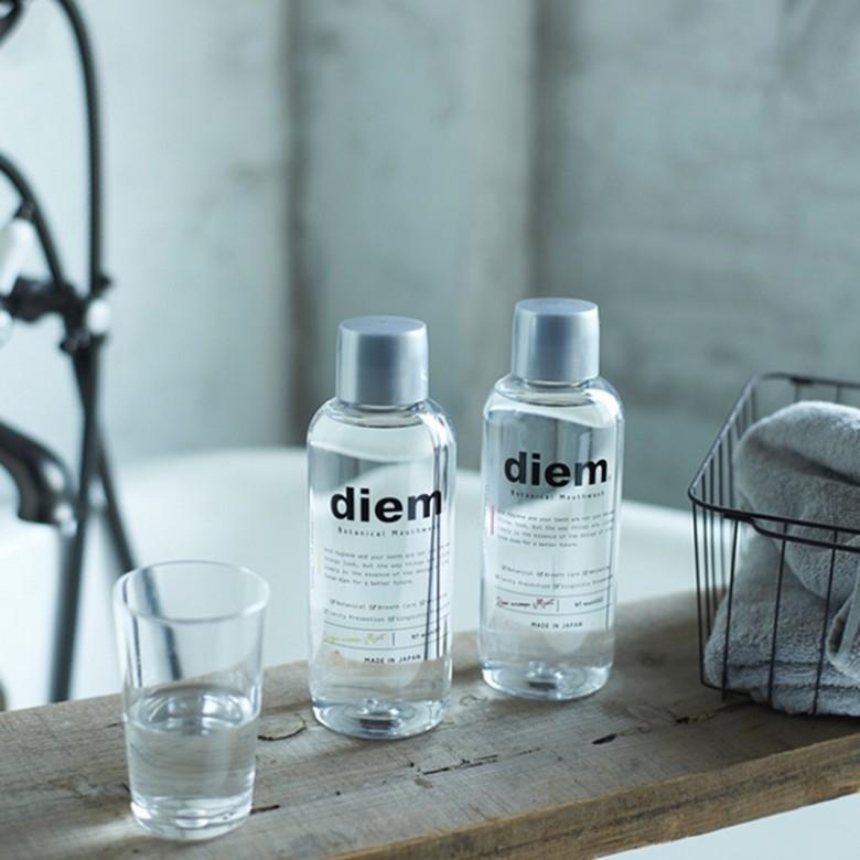 日本diem·植物精萃牙齿清洁漱口水500ml·2款选
