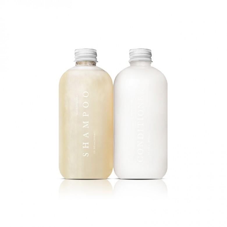 韩国formula ofbeauty·美丽艾拉玛咖珑无硅油防脱控油洗护套装
