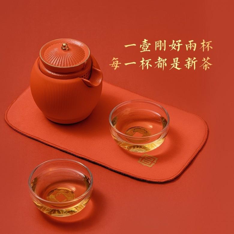 泊喜·小泡蛋故宫宫廷文化步步登高小君杯