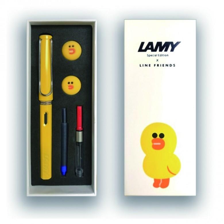 德国LAMY ·凌美钢笔小黄鸭礼盒