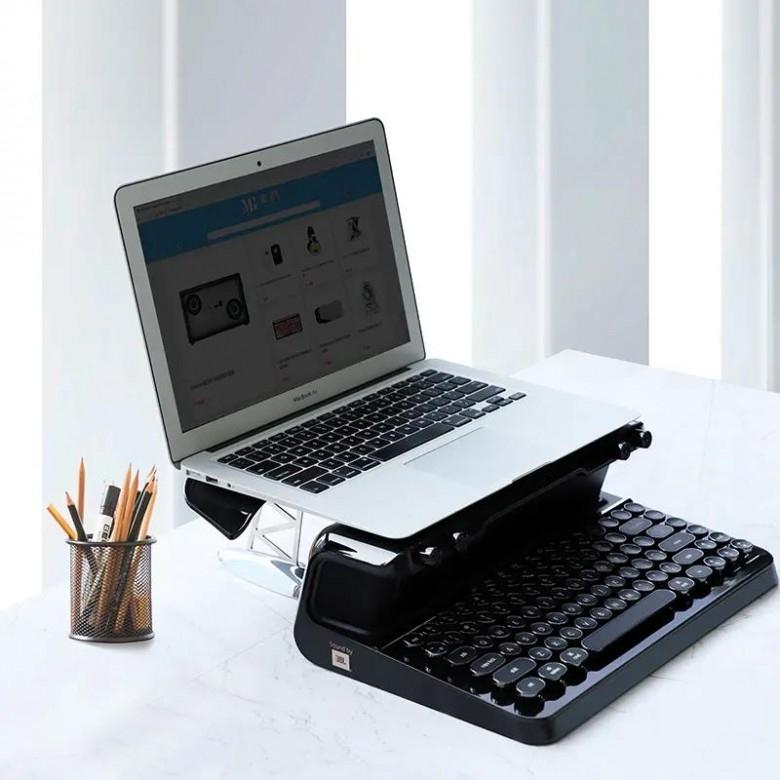 KnewKey×JBL复古音响双模机械键盘套装