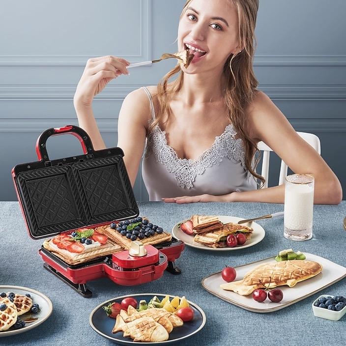 BLAUPUNKT·蓝宝plus轻食机早餐机