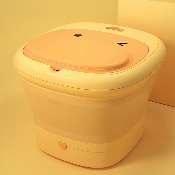 ACK艾斯凯 · 泡脚鸭可折叠家用按摩洗脚桶