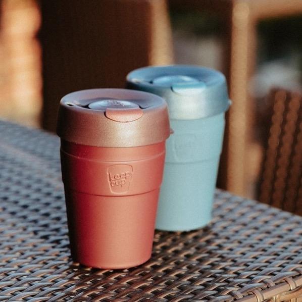 keepcup·双层不锈钢咖啡杯340ML