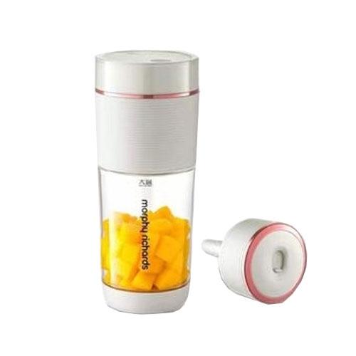 英国Morphy Richards ·摩飞MR9801榨汁机气泡搅拌机家用无线充电便携式小型果汁机原汁机